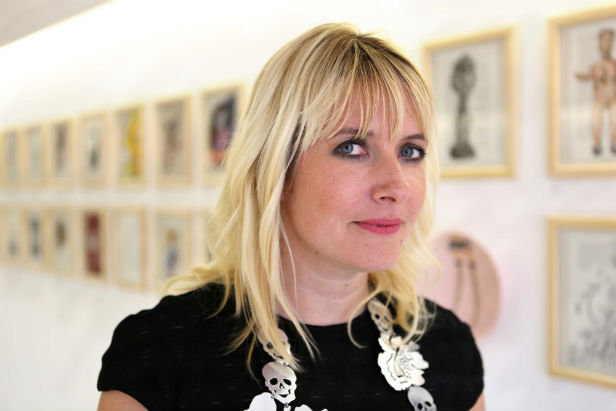 Author Lauren Beukes