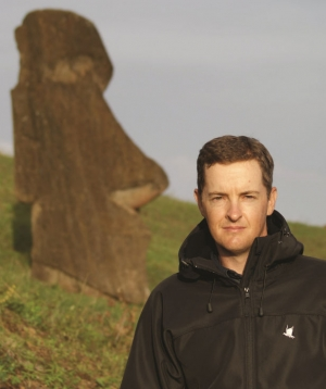 Matthew Reilly on making the perfect dragon