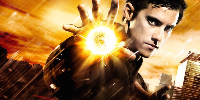 Milo Ventimiglia as as Peter Petrelli in NBC's Heroes
