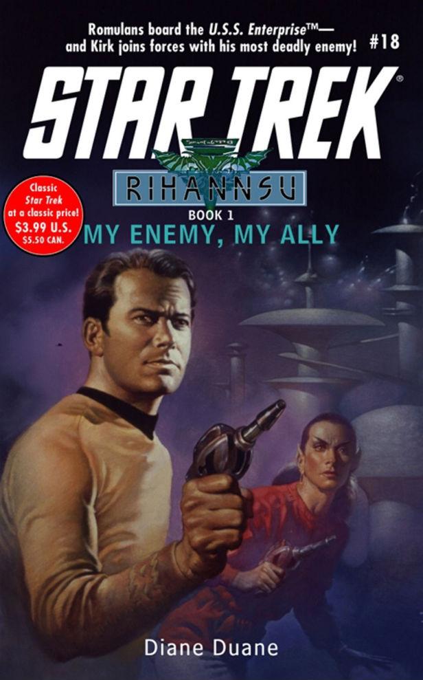 My Enemy My Ally Star Trek