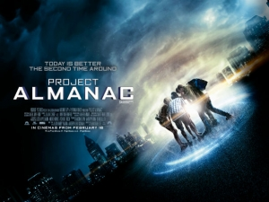 Win a Blu-ray player, camera & more with Project Almanac