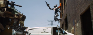 Chappie epic new TV spots face their day of reckoning