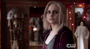 iZombie new featurette asks if you can love a brain-eater