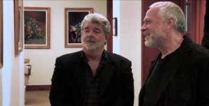 Drew: The Man Behind The Poster clip talks Star Wars