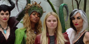 Once Upon A Time Season 4 trailer shows new villains