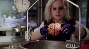 iZombie new teaser trailer sees Liv keeping alive
