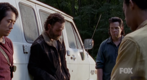 The Walking Dead Season 5: watch the start of Part 2 now