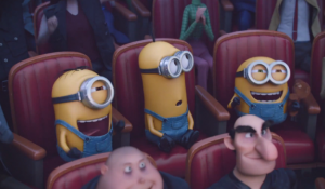 Minions go to supervillain-con in hilarious new trailer