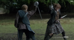 Outlander spoilers in mid-season premiere featurette