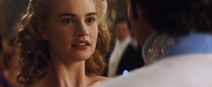 Cinderella gets all hot and bothered in a magical TV spot