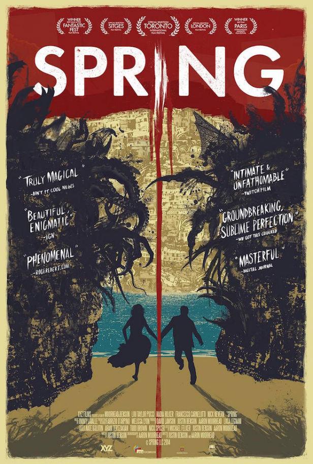 Spring International Poster