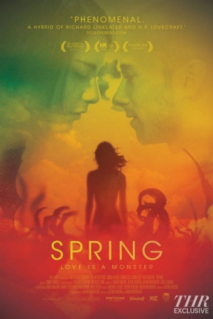 Spring new poster for excellent horror is a lovely monster