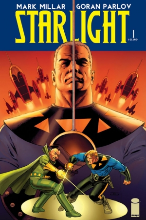 Starlight by Mark Millar & Goran Parlov TPB review