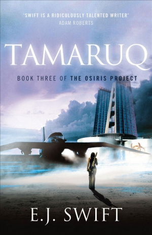 Tamaruq by EJ Swift book review