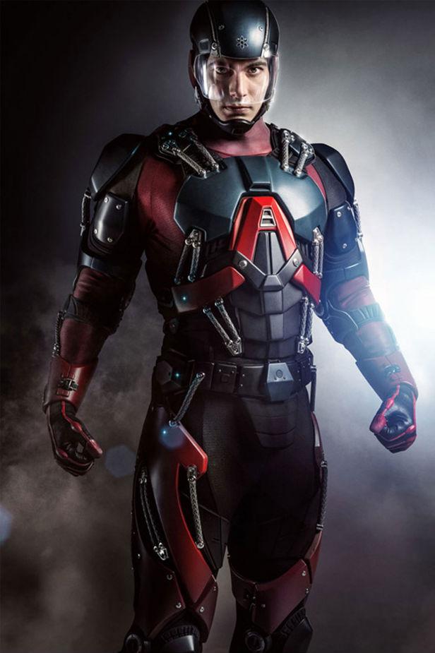 The Atom Brandon Routh