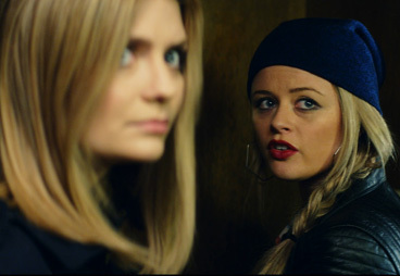 Mischa Barton in The Hoarder