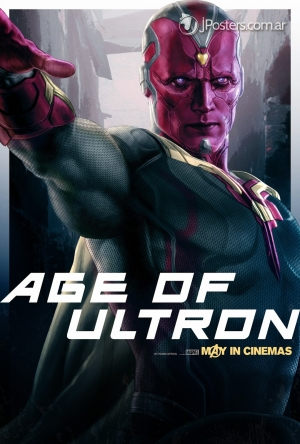 Avengers: Age Of Ultron character posters are angry