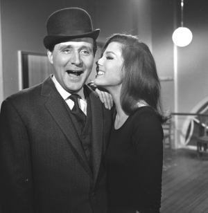 Avengers Series 4 Blu-ray review: Steed and Peel return