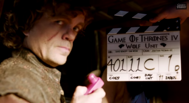 game of thrones gag reel