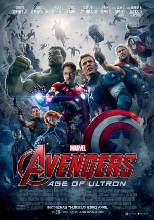 Avengers Age Of Ultron new posters assemble