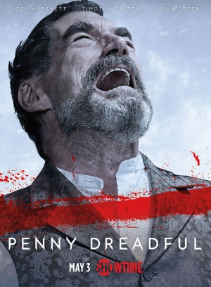 Penny Dreadful Season 2 new posters are tortured