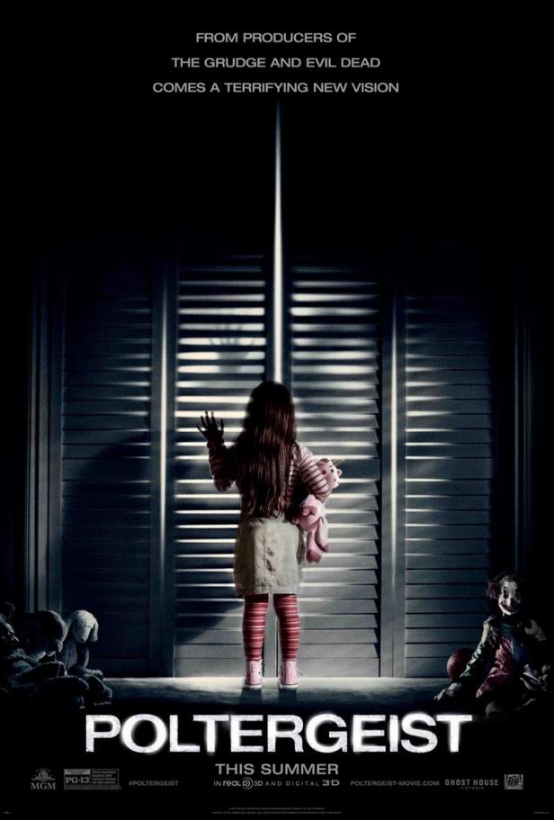 poltergeist poster trailer