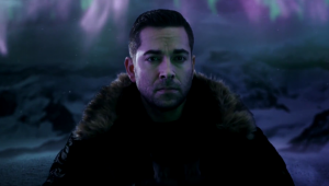 Heroes Reborn trailer first look at Zachary Levi and HRG