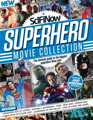 The new Superhero Movie Collection is out now!