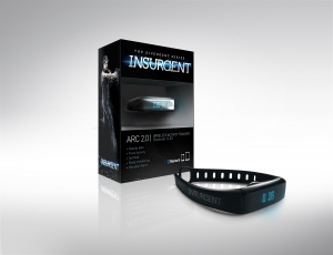 Win Insurgent Bluetooth Wireless Activity Trackers!