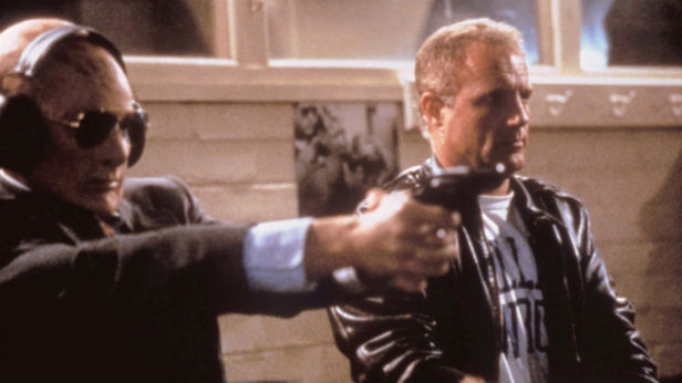 Mandy Patinkin and James Caan in Alien Nation