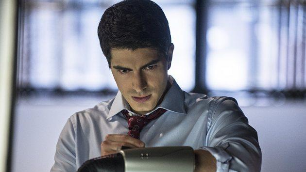 Brandon Routh as Ray Palmer in Arrow Season 3