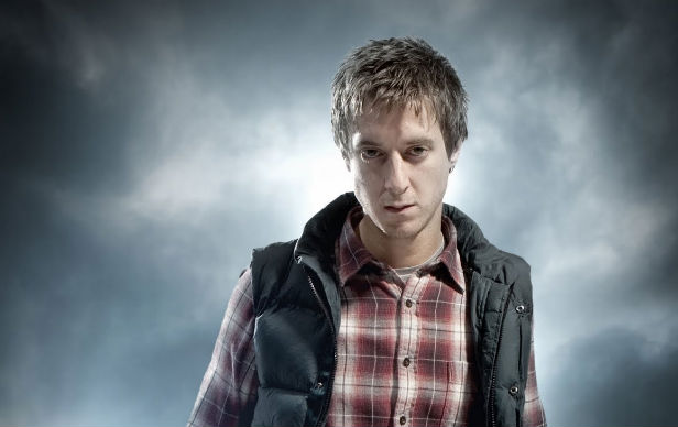 Arthur Darvill as Rory in Doctor Who