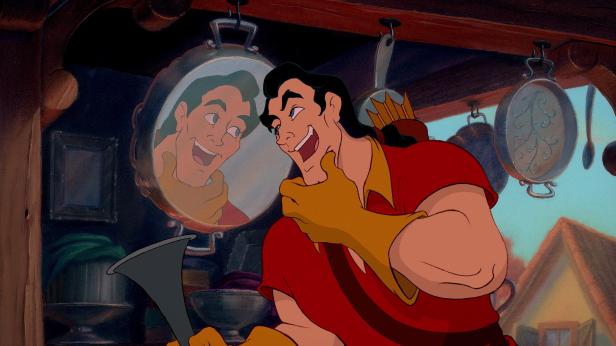 No one fights like Gaston, douses lights like Gaston!