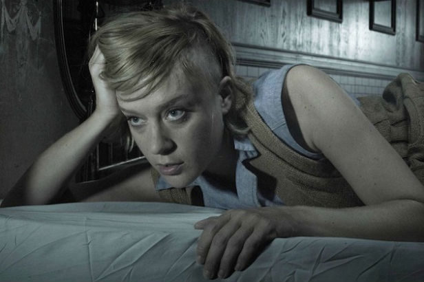 Chloe Sevigny as Shelley in American Horror Story: Asylum