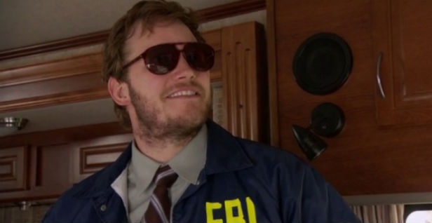 Chris Pratt in Parks And Recreation