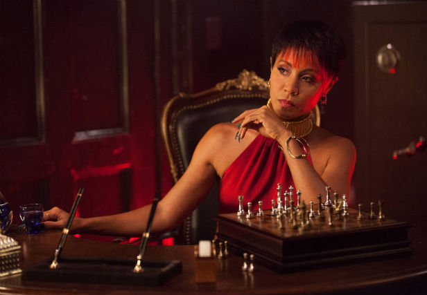Jada Pinkett Smith has put a time limit on playing Fish Mooney