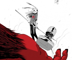 I Kill Giants movie coming from Harry Potter director