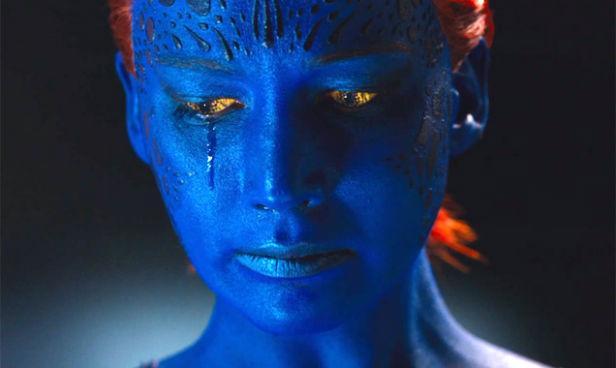 Jennifer Lawrence as Mystique/Raven Darkholme