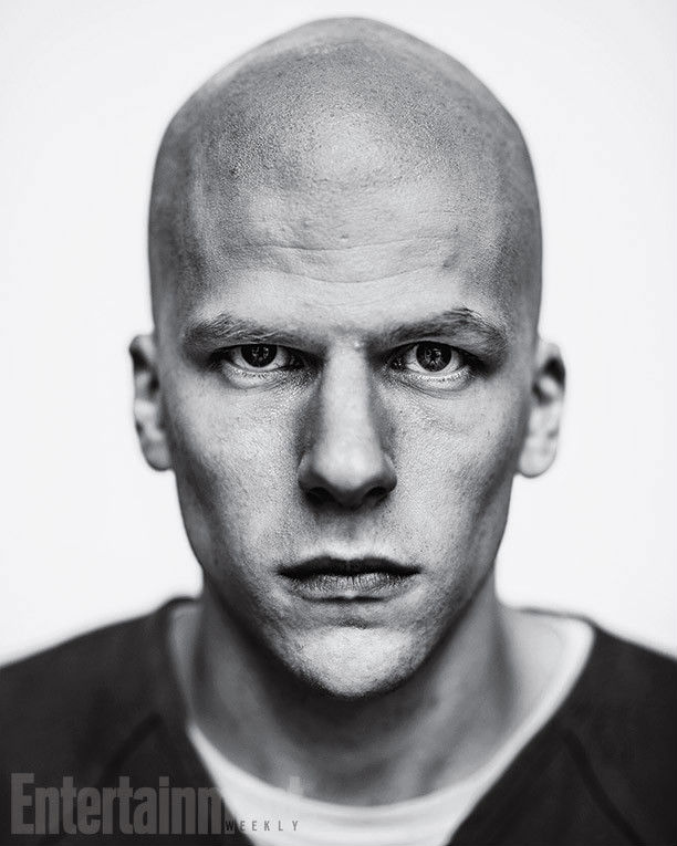 Jesse Eisenberg Batman Superman