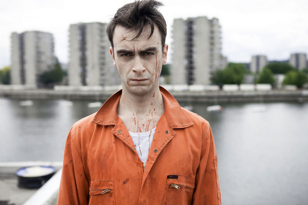 Joe Gilgun as Rudy Wade in Misfits