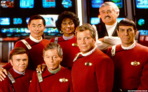 Leonard Nomoy Star Trek 2