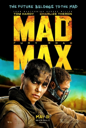 Mad Max: Fury Road new poster is really not that mad