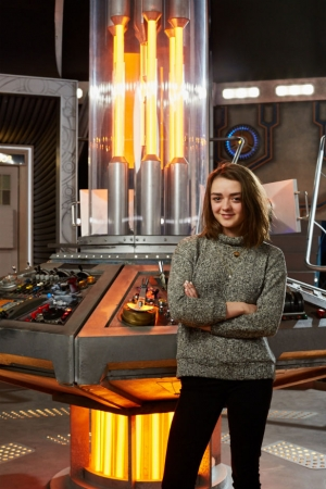 Doctor Who Series 9 casts Maisie Williams