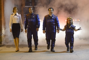 Pixels new trailer – Pac Man and Donkey Kong attack!