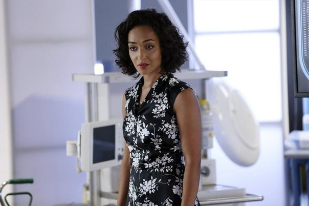 Ruth Negga in Agents Of SHIELD