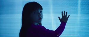 "Poltergeist TV spot asks ""what are you afraid of?"""