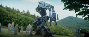Robot Overlords featurette talks the book vs the film