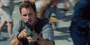 Jurassic World TV spot new dinosaur kills for sport