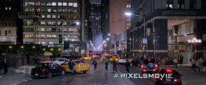 Pixels new teaser trailer is very dramatic
