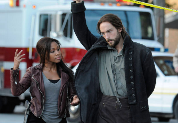 There'll be more Abbie and Ichabod as Sleepy Hollow gets a Season 3